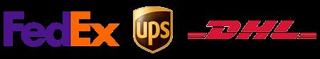 FedEx et UPS livraison